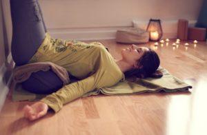 restorative yoga, Shambhala Wellness