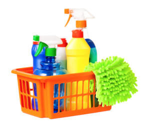 Chemicals in detergents